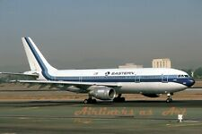 "Eastern Airlines Airbus A300B4 N235EA at LAX in 1985  8""x12"" Color Print"