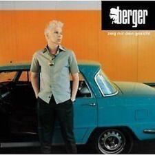 BERGER MONTRE MOI DEIN GESICHT BIG FRÈRE CD D1815