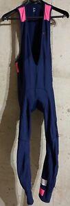 Rapha Brevet Winter Tights with Pad - in Navy - Men's Large