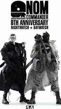 """RARE""THREEA 3A 1/6  NOM COMMNDER SET DAYWATCH + NIGHTWATCH F5 SET ASHLEY WOOD"
