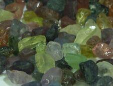 100ct Precious gem facet rough. Sapphire, Chyrsoberyl, Spinel, etc... UK