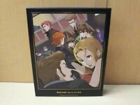 Baccano Blu-ray Disc BOX Limited Edition Japan Anime Used