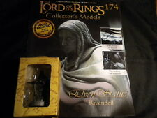 Lord of the Rings figures-issue 174 Elfique statue à Fondcombe-Eaglemoss