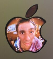 GLOWING KRAMER IN PEEPHOLE Apple Pro Air Sticker Laptop DECAL 11,12,13,15,17inch