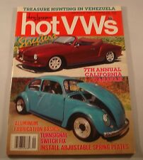 DUNE BUGGIES AND HOT VW'S MAGAZINE SEPTEMBER 1988 VOLUME 21 NUMBER 9