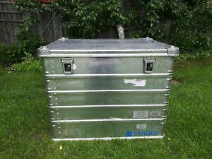 Zarges K470 Kiste // Box // Alukiste // Alubox // Transportkiste // Lagerbox