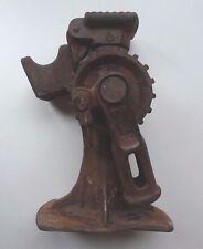 Antique Cast Iron Flip Top Car Jack Tractor Automobile Vintage No. 37 Reliable