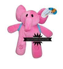 POCOYO ELLY PELUCHE plush doll pato elefante Loula Ronfotto rosa Polpo pupazzo