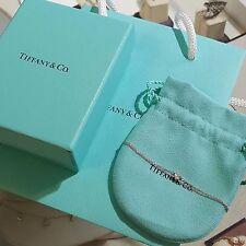 Tiffany & Co. Platinum and Diamond Bracelet