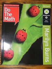 Scholastic Do The Math Multiplication Level A Brand New! 2008 Basic Concepts