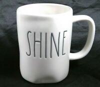 Rae Dunn SHINE Mug Coffee Tea Artisan Collection by Magenta 16 oz New