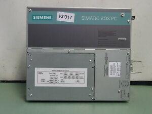 Siemens Simatic IPC627C 6BK1000-6AE10-0AX0   K 317 aa
