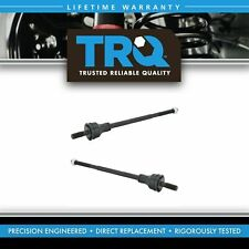 TRQ Front Inner Tie Rod End Left & Right Pair Set Of 2 for Savana Express Van