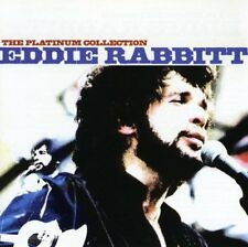 Eddie Rabbitt - The Platinum Collection (International Release) [CD]
