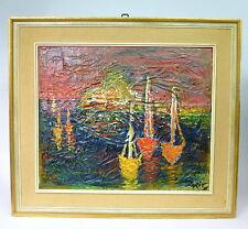 Gemälde Bild signiert Dorit 1956