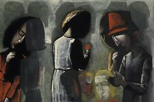 Charles BLACKMAN 'Dreaming in the Street' archival pigment print - signed edtion