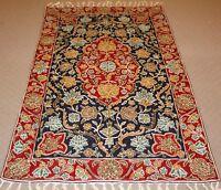 Large Persian Handmade Wool Rug Carpet Runner,Oriental Antique Floor Decor