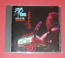 B. B. King - Live at the Apollo -- CD / Blues
