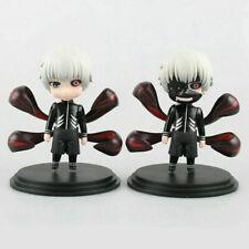 Anime Tokyo Ghoul Figures Model Kaneki Ken Awakening Black Tail Newyear Xmas Toy