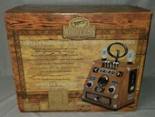 Spirit of St. Louis Wireless Valve Radio Cassette New In Box 96 / 97 year range