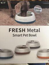 PETKIT FRESH METAL Large Machine Washable Smart Digital Feeding Pet Bowl SAB2WD