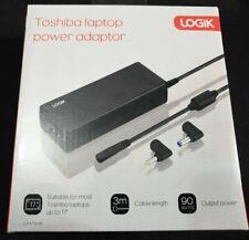 LOGIK LLPATSH16 Toshiba Laptop Charger - 3 m