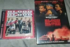 Blood In Blood Out Dvd And Cd combo both BRAND NEW