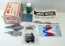 Meri Model Kits 1/43 Scale White Metal MK162 Benetton B189 F1 GP Phoenix 1990
