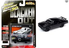 Johnny Lightning Dodge Demon 340 Blacked Out 1971 JLCP7260 A 1/64