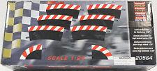 CARRERA 20564 RADIUS 1/30 BANK CURVE TRACK BORDERS 1/24-1/32 SLOT CAR TRACK