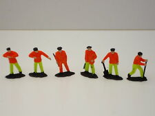 **  WORK  GANG  1  **  6  FIGURES  VERY  GOOD  CONDITION