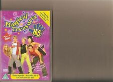 HI 5 MAGICAL TREASURES DVD HI FIVE KIDS