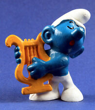 2.0070 Schlumpf Schlümpfe === Harfe / harp