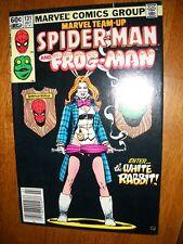 Marvel Team-Up #131 NM 1st appearance White Rabbit Spider-Man Comic Bronze Hot