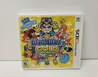 WarioWare Gold (Nintendo 3DS, 2018) Brand New Video Game Factory Sealed