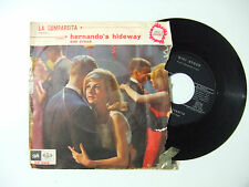 Gigi Stock – La Cumparsita/Hernando's Hideway - Disco Vinile 45 Giri ITALIA