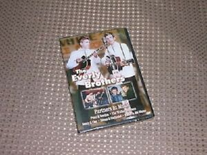 THE EVERLY BROTHERS PARTNERS IN MUSIC DVD  NEW SEALED FREEPOST