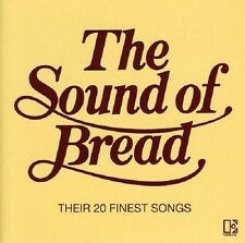 Bread Sound Of CD NEW SEALED Make It With You/Baby I'm A Want You/Guitar Man/If+