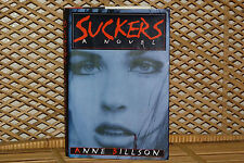 Suckers by Anne Billson 1st Edition 1993 Hardcover with Dust Jacket ~ Free Ship!