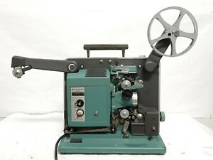 Vintage BELL & HOWELL 545 FILMOSOUND SPECIALIST 16MM Projector SEE PICS / READ