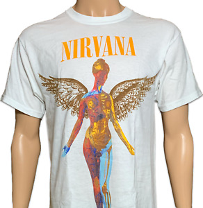 Nirvana In Utero Brand New Officially Licensed Shirt