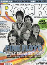 Classic Rock #85 October 2005 - Pink Floyd, Jimi Hendrix, Grand Funk, Santana