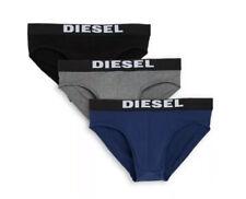 NWT Diesel Andre. Sz M. Men´s. 3 Pack. Cotton, Briefs. Multicolor. MRSP. $35.00