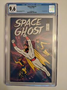 Space Ghost #1 12/87 GCG 9.6 NM+