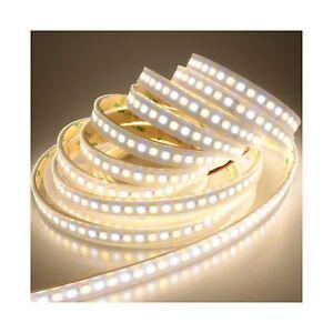 LEDENET Super Bright 2800K-7000K Bi-color Dual White Flexible 5050 LED Strip ...