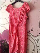 victoria's secret knot-front dress Pink Size L