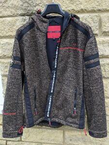 Lindstrands STR Hoody Wooly Jacket