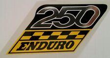 YAMAHA DT250 1969-72  250 ENDURO DECAL