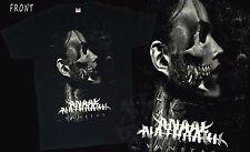 ANAAL NATHRAKH- Vanitas- British extreme metal band,T_shirt-SIZES:S to 6XL