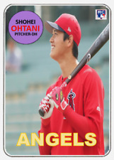 SHOHEI OHTANI 69 ACEO ART CARD ## BUY 5 GET 1 FREE ## or 30% OFF 12 OR MORE